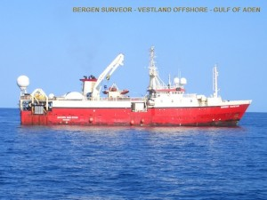 BERGEN SURVEYOR VESTLAND OFFSHORE SC