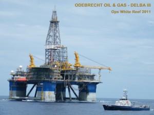 Delba III & TJ - Odebrecht - Ops White Reef 2011 SC