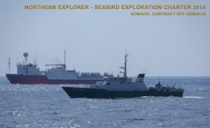 Northern Explorer & NH - SeaBird Charter 2014 SC