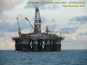 Ocean Apex - DODI - Ops Resolute 2014 SC