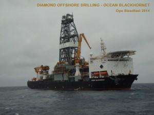 Ocean BlackHornet - DODI - Ops Steadfast 2014 SC