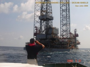 Ocean Shield - DODI - Ops Julia 2008 SC