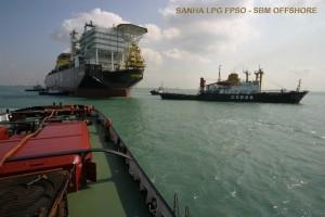 SBM Offshore Sanha LPG FPSO SC
