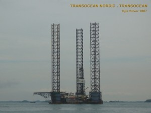 Transocean Nordic - Transocean - Ops Silver 2007 SC
