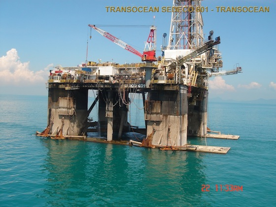 Sedco forex offshore international